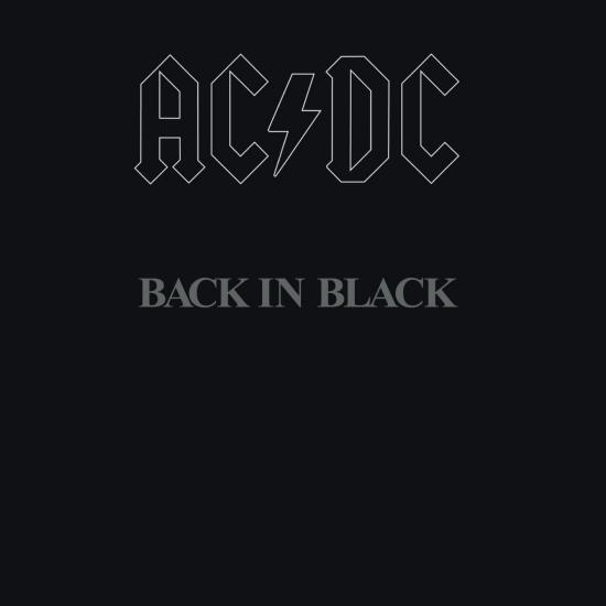 Cover Back In Black (Remastered)