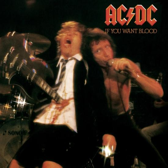 Cover If You Want Blood You've Got It (Live) (Remastered)