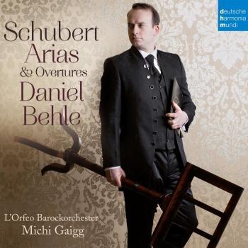 Cover Schubert: Arias & Overtures