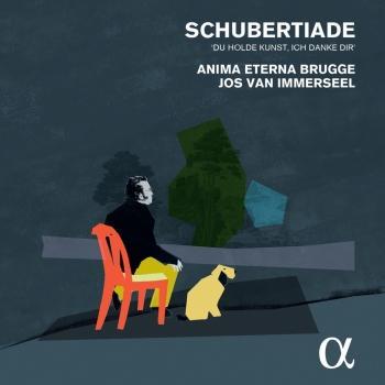 Cover Schubertiade: Du holde Kunst, ich danke dir