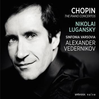 Cover Chopin: The Piano Concertos