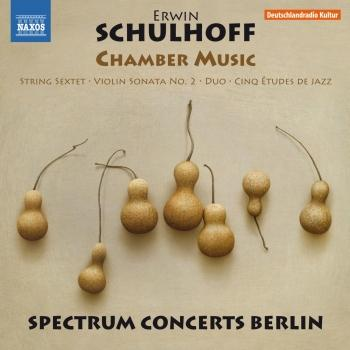 Cover Schulhoff: Chamber Music