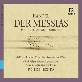 Cover Handel: Messiah, HWV 56 (Mit einer Werkeinführung)