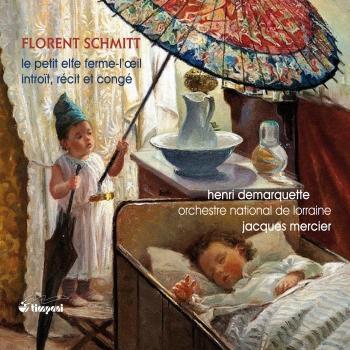 Cover Schmitt: Le petit elfe Ferme-l'oeil & Introït, récit et congé