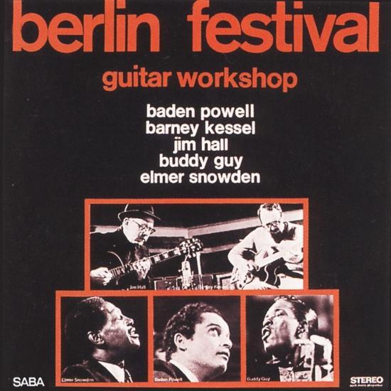 Cover Berlin Festival Guitar Workshop