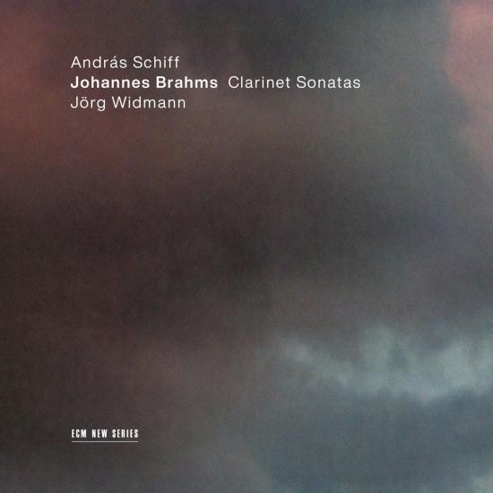Cover Johannes Brahms: Clarinet Sonatas
