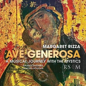 Cover Ave Generosa: A Musical Journey with the Mystics