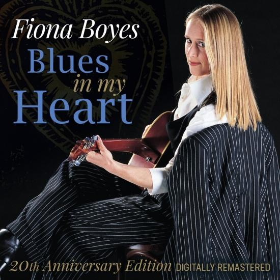 Cover Blues in My Heart (2020 Remastered Version)