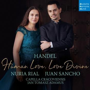 Cover Handel - Human love, Love divine