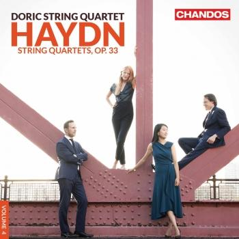 Cover Haydn: String Quartets, Op. 33