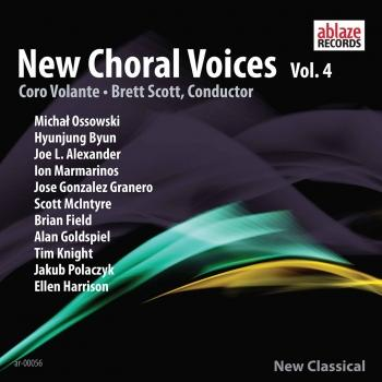 Cover New Choral Voices, Vol. 4