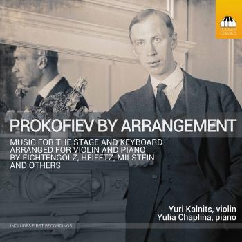Cover Prokofiev by Arrangement