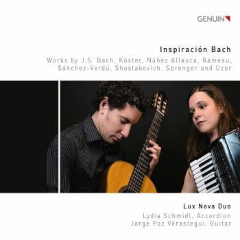 Cover Inspiración Bach