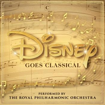Cover Disney Goes Classical