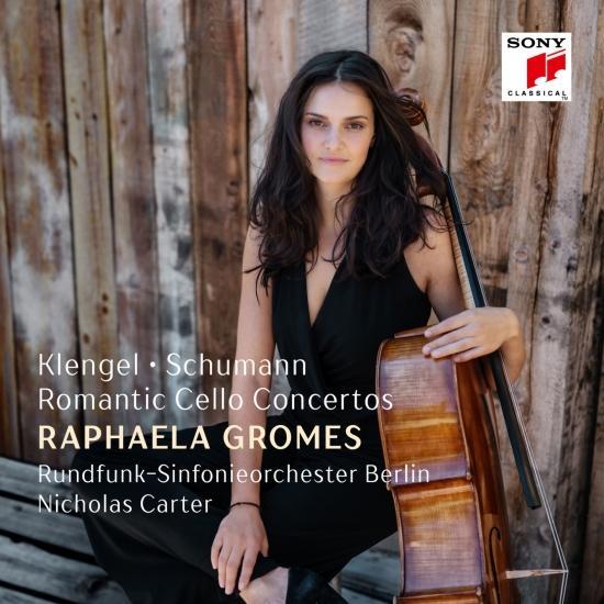 Cover Klengel, Schumann: Romantic Cello Concertos