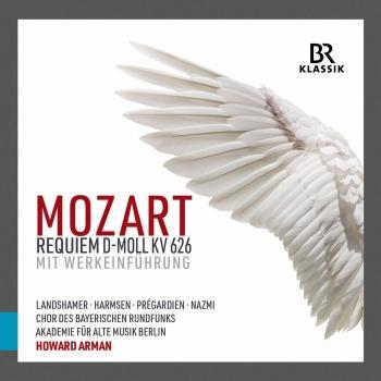 Cover Mozart: Requiem in D Minor, K. 626 mit Werkeinführung (Live)