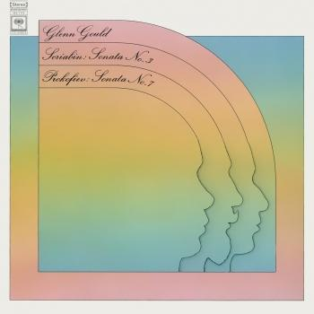 Cover Scriabin: Piano Sonata No. 3 in F-Sharp Minor, Op. 23 / Prokofiev: Piano Sonata No. 7 in B-Flat Major, Op. 83 (Remastered)