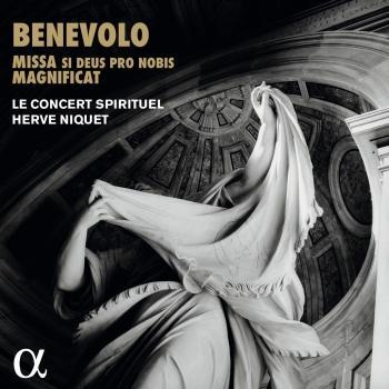 Cover Benevolo: Missa si Deus pro nobis & Magnificat