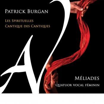Cover Burgan: Les Spirituelles - Cantique des cantiques