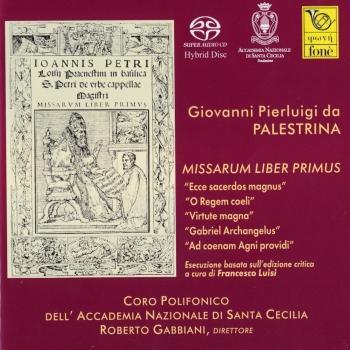 Cover Palestrina: Missarum Liber Primus (Remastered)
