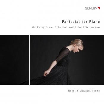 Cover Schubert & Schumann: Fantasias for Piano