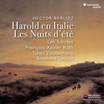 Cover Hector Berlioz: Harold en Italie, Les Nuits d'été