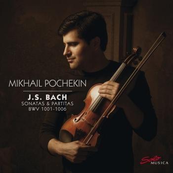 Cover Bach: Violin Sonatas & Partitas, BWV 1001-1006