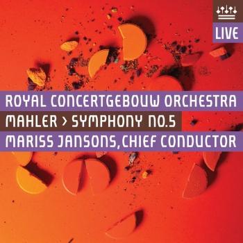 Cover Mahler: Symphony No. 5 (Live)