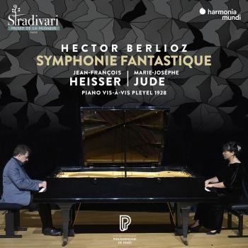 Cover Hector Berlioz: Symphonie fantastique