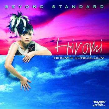 Cover Hiromi's Sonicbloom: Beyond Standard (Remastered)