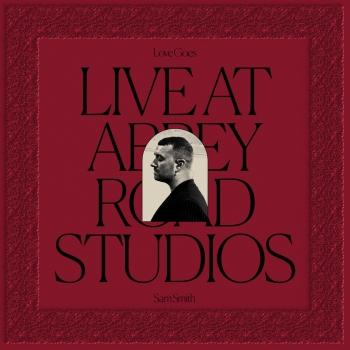 Cover Love Goes: Live at Abbey Road Studios