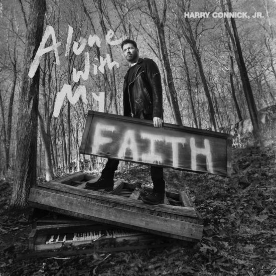 Cover Alone With My Faith