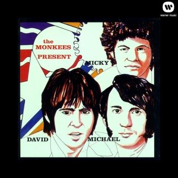 Cover The Monkees Present
