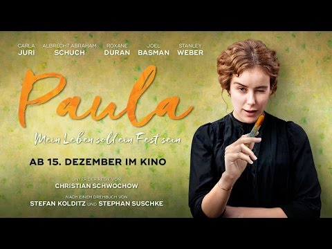Video Jean Rondeau - Paula (Soundtrack)