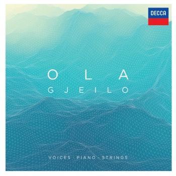 Cover Ola Gjeilo