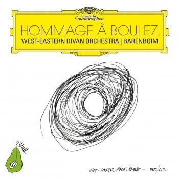 Cover Hommage à Boulez