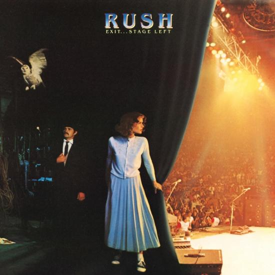 Cover Exit...Stage Left (40th Anniversary Remaster 2015)