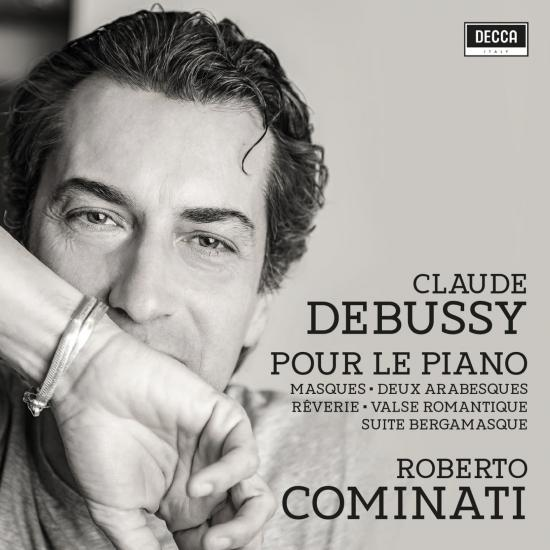 Cover Debussy: Piano Music
