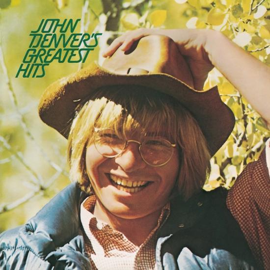 Cover John Denver's Greatest Hits (Remastered)