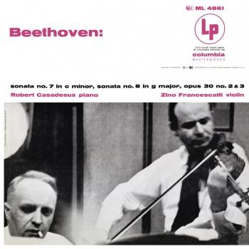 Cover Beethoven: Violin Sonatas 7 & 8 (Remastered)