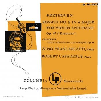 Cover Beethoven & Casadesus: Violin Sonatas (Remastered)