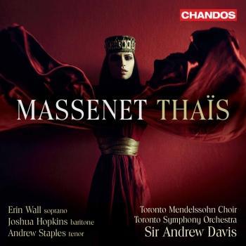 Cover Massenet: Thaïs