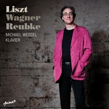 Cover Liszt Wagner Reubke