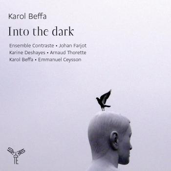 Cover Karol Beffa: Into the dark