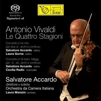 Cover Antonio Vivaldi Le Quattro Stagioni