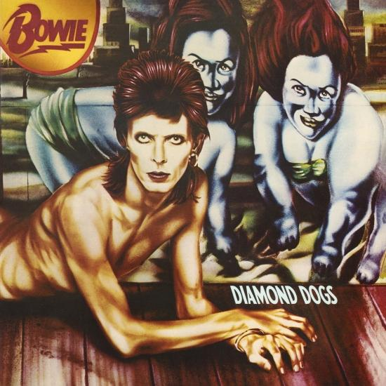Cover Diamond Dogs (Remastered)