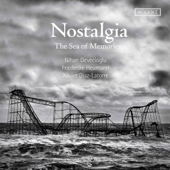 Cover Nostalgia: The Sea of Memories