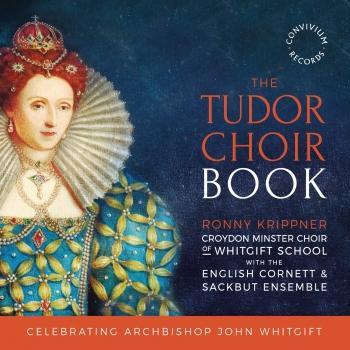 Cover The Tudor Choir Book, Vol. 1