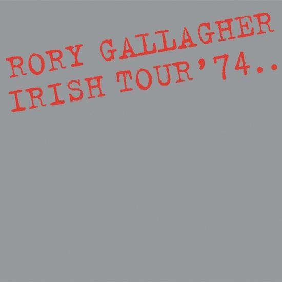 Cover Irish Tour '74 (Remastered)