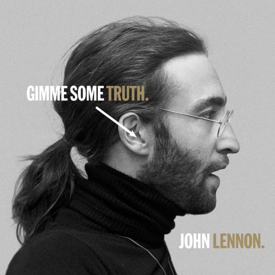 Cover GIMME SOME TRUTH. (Remastered)